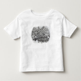 Handel conducting an oratorio, c.1740 toddler t-shirt