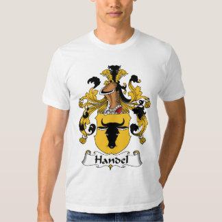 Handel Family Crest Shirt
