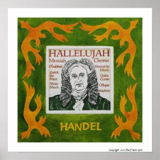 HANDEL poster