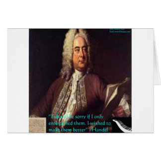 Handel que hace gente mejores regalos y tarjetas d