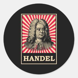Handel Stickers