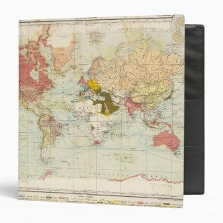 Handels Colonial Atlas Map Binder