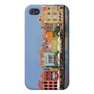 Handelskade Willemstad Curacao iPhone 4 Case