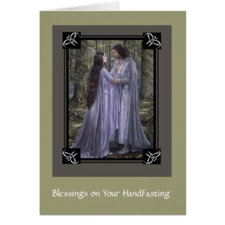 Handfasting Cards