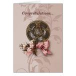 Handfasting Congratulations Card