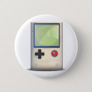 Handheld Game Console Button