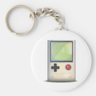 Handheld Game Console Keychain