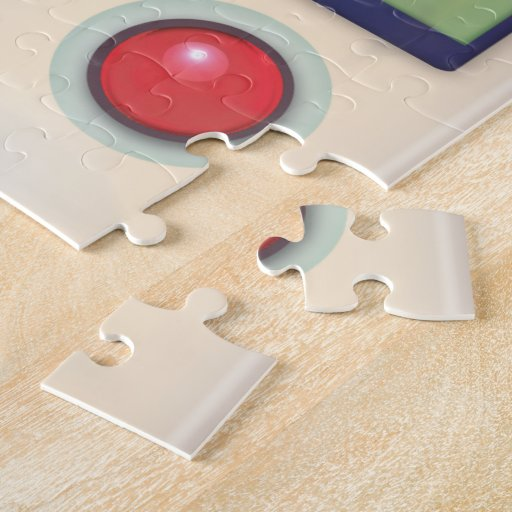 Handheld Game Console Jigsaw Puzzle