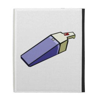 Handheld Vacuum iPad Folio Cover