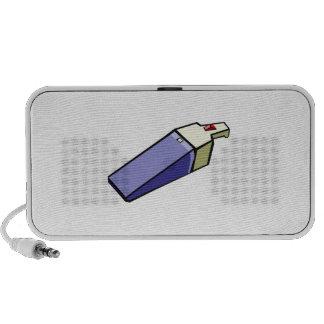 Handheld Vacuum Travel Speaker