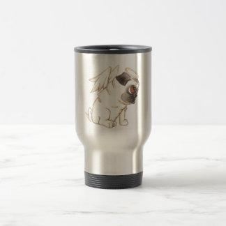Handi-capable merchandise travel mug
