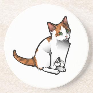 Handi-Cat Drink Coasters
