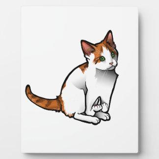 Handi-Cat Photo Plaque