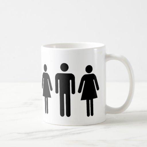 handi triad coffee mug