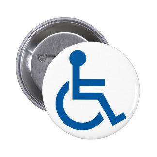 Handicap1 Pinback Button