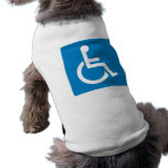 Handicap Accessibility Highway Sign Shirt