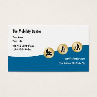 Handicap Medical Supplies Business Card
