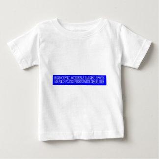HANDICAP PARKING 4 BABY T-Shirt