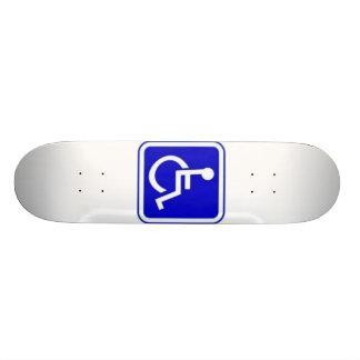 Handicap Skate Board Decks