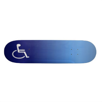 Handicap! Skate Deck