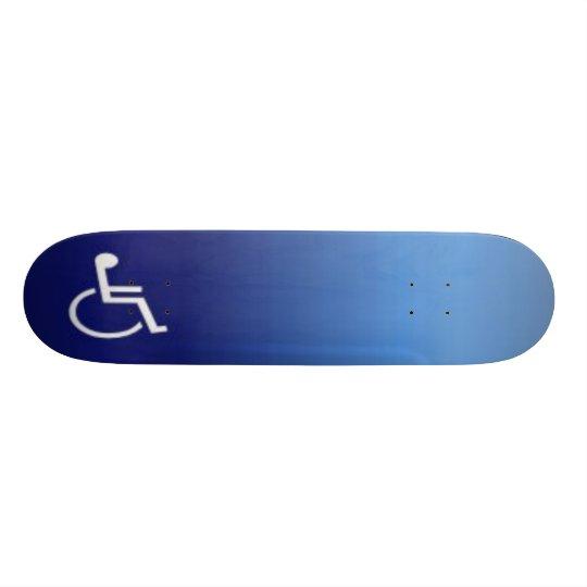 Handicap! Skateboard Deck