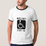 handicap, Wheelchair , Story $10 T-Shirt