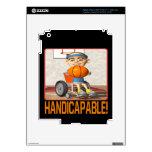 Handicapable 3 iPad 3 skins