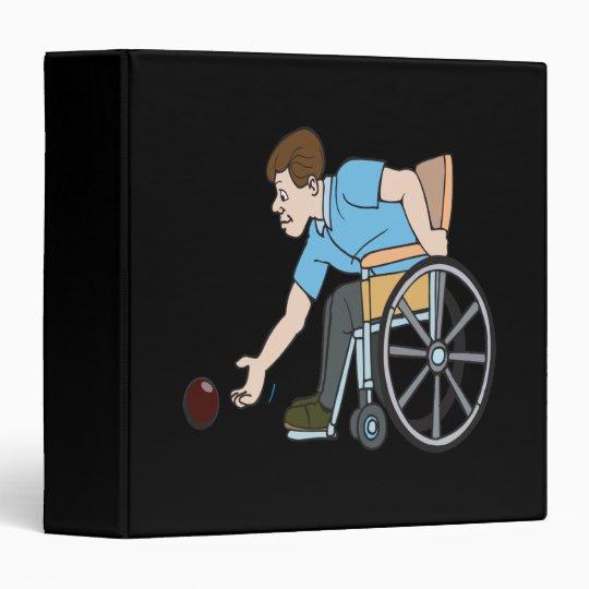 Handicapable 3 Ring Binder
