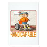 Handicapable Announcements