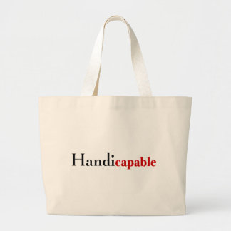 Handicapable Tote Bags