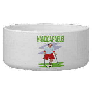 Handicapable Bowl