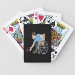 Handicapable Card Decks