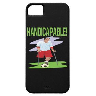 Handicapable iPhone 5 Case