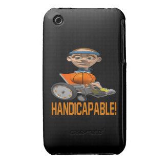Handicapable Case-Mate iPhone 3 Case