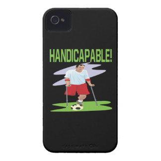 Handicapable iPhone 4 Case-Mate Case