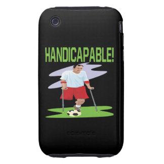 Handicapable iPhone 3 Tough Case