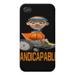 Handicapable Case For iPhone 4