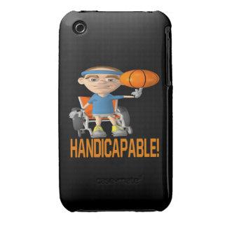 Handicapable Case-Mate iPhone 3 Cobertura