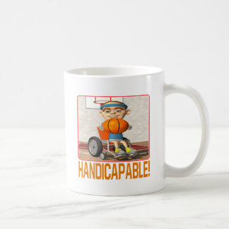 Handicapable Coffee Mug