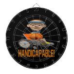 Handicapable Dart Board