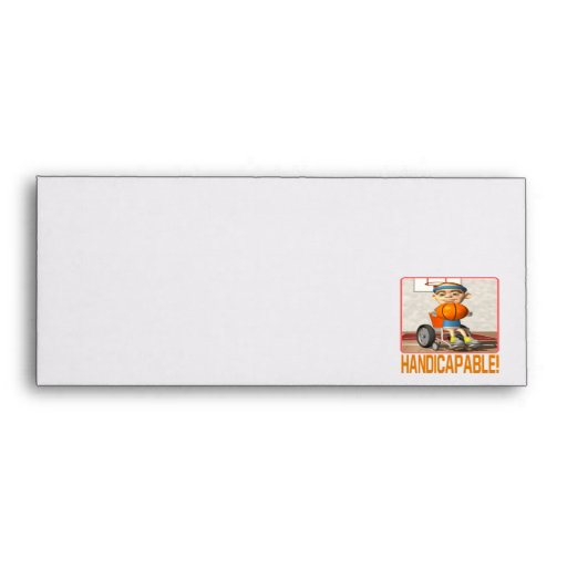 Handicapable Envelope