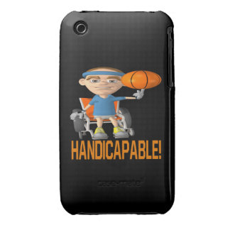 Handicapable iPhone 3 Cover