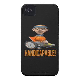 Handicapable iPhone 4 Case
