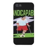 Handicapable iPhone 5 Cárcasa