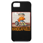 Handicapable iPhone 5 Cases