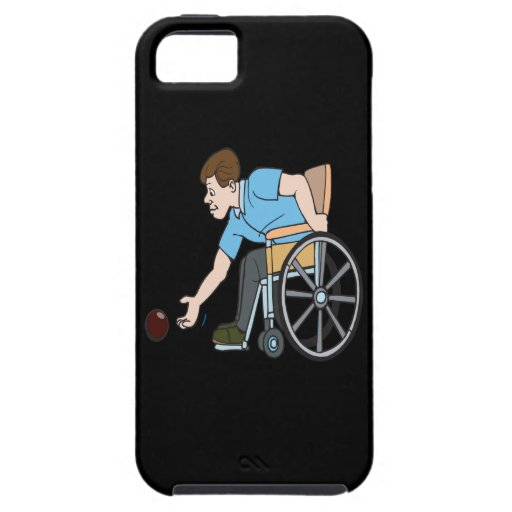 Handicapable iPhone 5 Cover