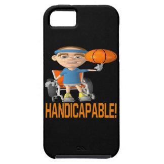 Handicapable iPhone 5 Funda
