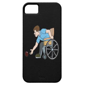 Handicapable iPhone 5 Fundas