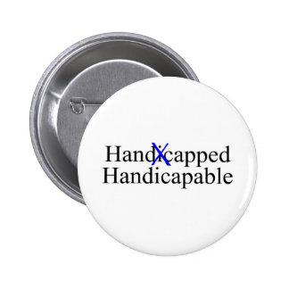 Handicapable perjudicado pins