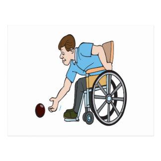Handicapable Postcard